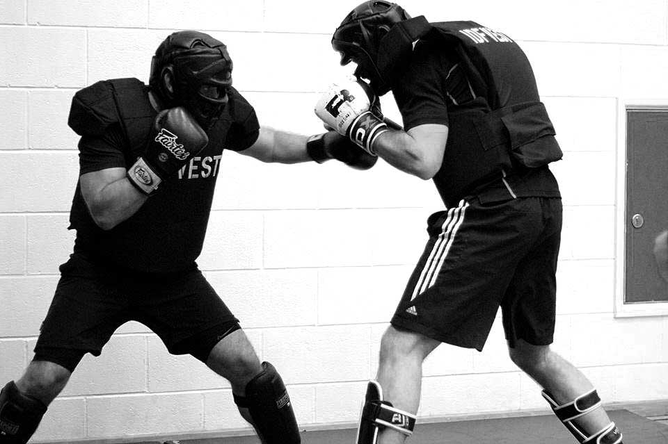 Intelligent sparring programme